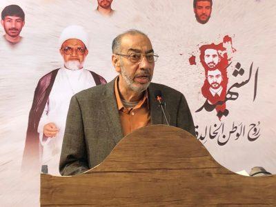 القيادي في تيار العمل الإسلامي الأستاذ جواد عبدالوهاب